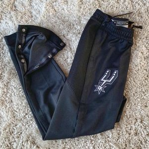 Nike X NBA San Antonio Spurs Pants 932562-010 S